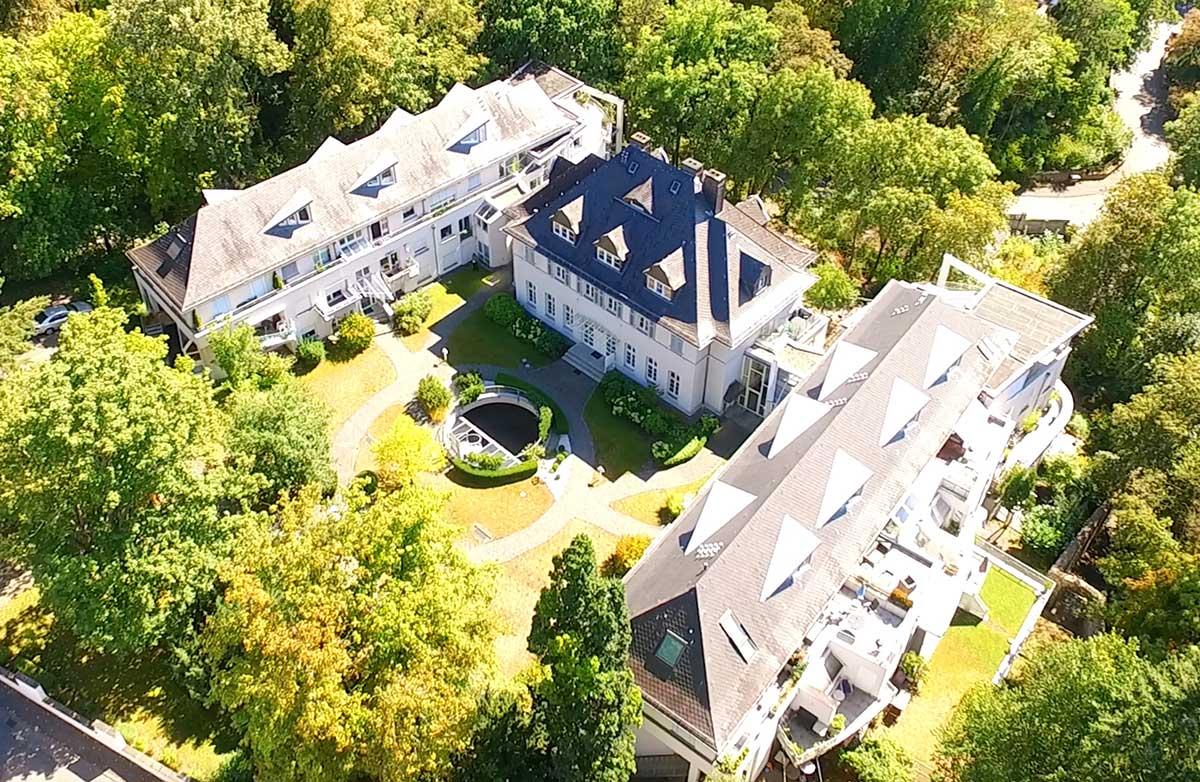 bremer bremer architekten hollmann sche villa. Black Bedroom Furniture Sets. Home Design Ideas
